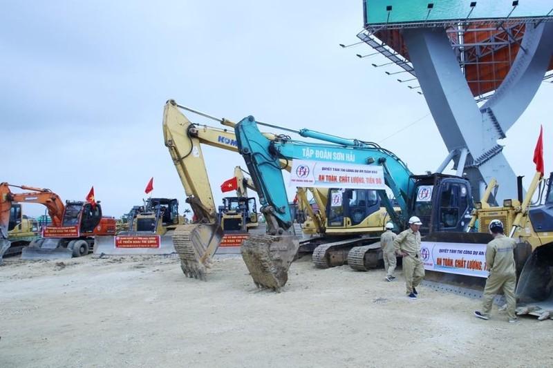 Lập đoàn kiểm tra việc cung cấp, ép giá vật liệu ở dự án cao tốc Bắc - Nam - ảnh 1