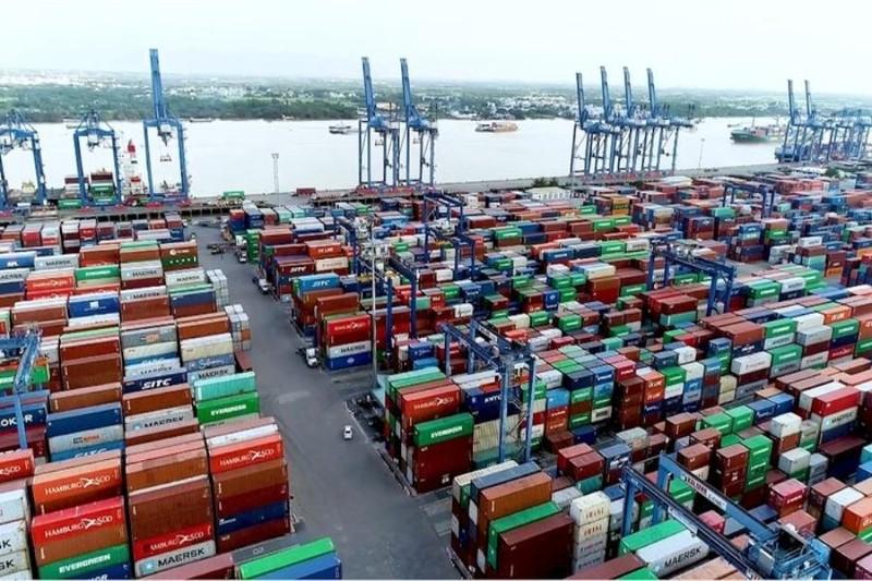 Bộ GTVT đề nghị TP.HCM lập điểm xét nghiệm COVID-19 gần cảng Cát Lái - ảnh 1