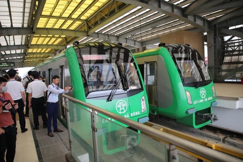 Cần bố trí vốn trả nợ cho dự án đường sắt Cát Linh – Hà Đông - ảnh 1