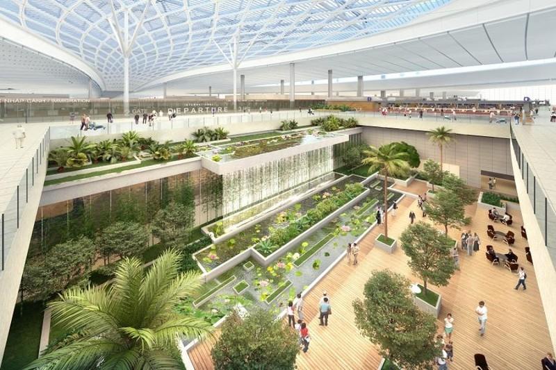 Tháng 2-2022, sẽ khởi công xây dựng nhà ga sân bay Long Thành - ảnh 1