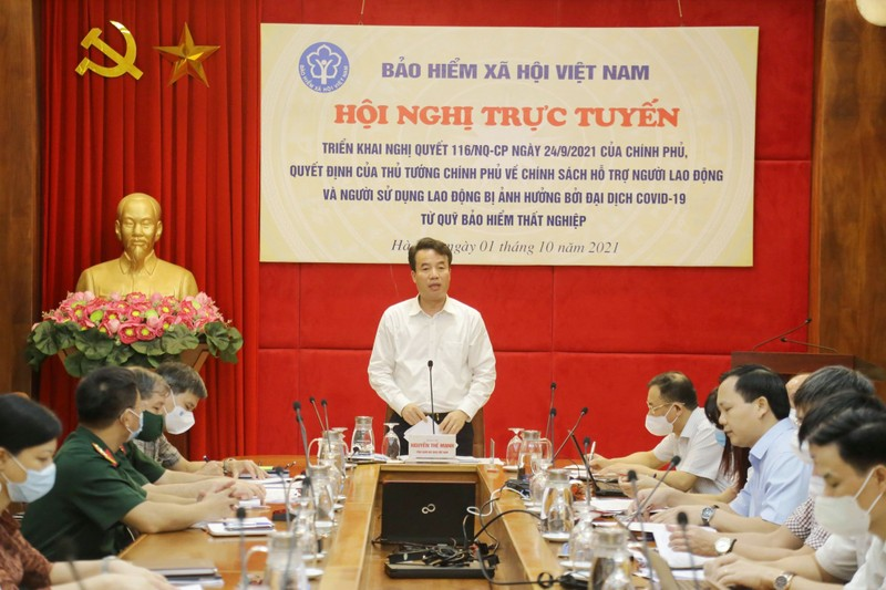BHXH Việt Nam bắt đầu chuyển 38.000 tỉ vào 'túi' người dân, doanh nghiệp - ảnh 2