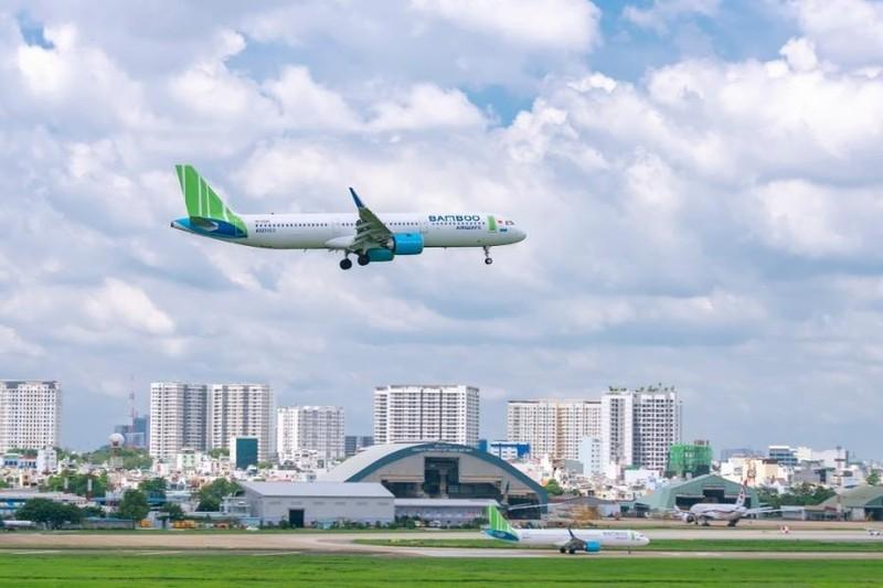 Bamboo Airways tái khai thác nhiều đường bay nội địa từ 10-10 - ảnh 1