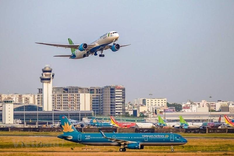 Bộ GTVT đề xuất nối lại đường bay Hà Nội – TP.HCM vào ngày 10-10 - ảnh 1