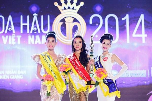 hoa hậu Việt Nam 2014, hậu trường, thư nặc danh, tố cáo, MC Khắc Nguyện thiếu duyên