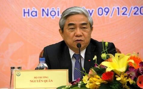 Bộ trưởng Nguyễn Quân nói về 'hai lúa' chế tạo, sửa chữa xe bọc thép - ảnh 1