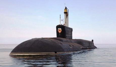 Hải quân Nga có siêu tàu ngầm mới - ảnh 2