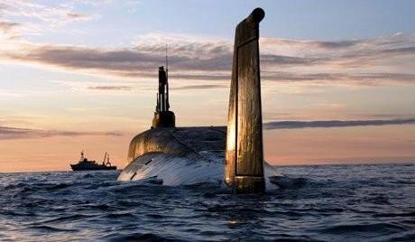 Hải quân Nga có siêu tàu ngầm mới - ảnh 1