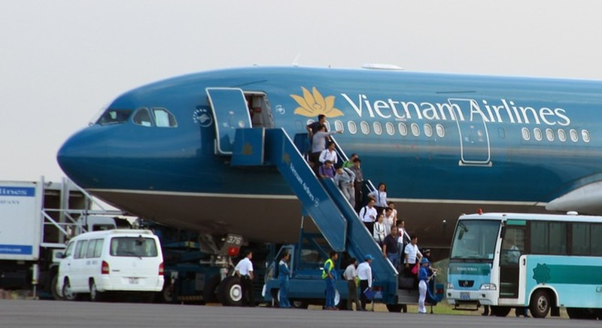 lương mới, phi công, Vietnam Airlines, đặc biệt