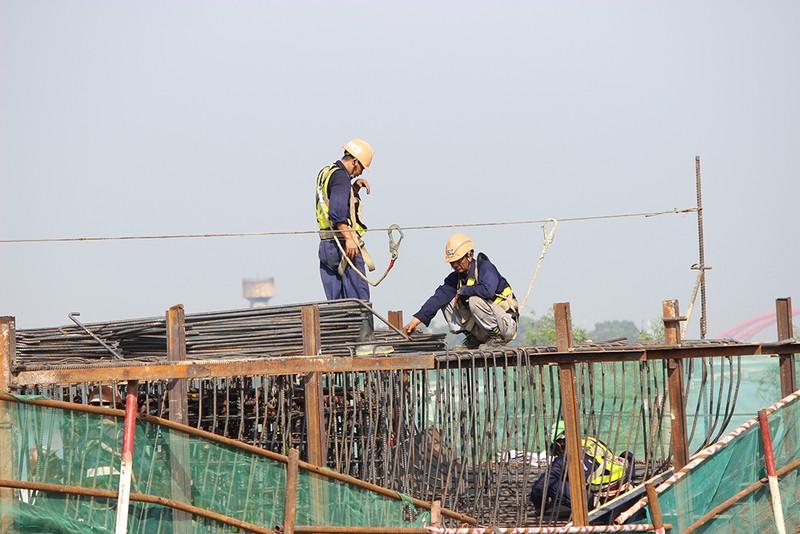 Cận cảnh tuyến Metro số 1 Bến Thành – Suối Tiên đang dần hình thành - ảnh 6