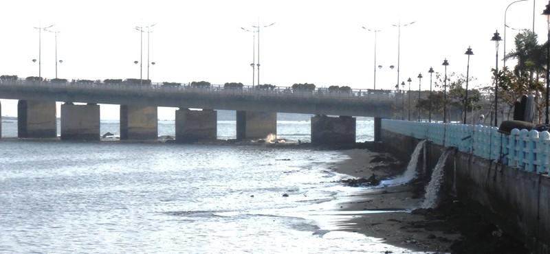Người dân Nha Trang khốn khổ vì công trường xả nước thải ra sông Cái      - ảnh 2