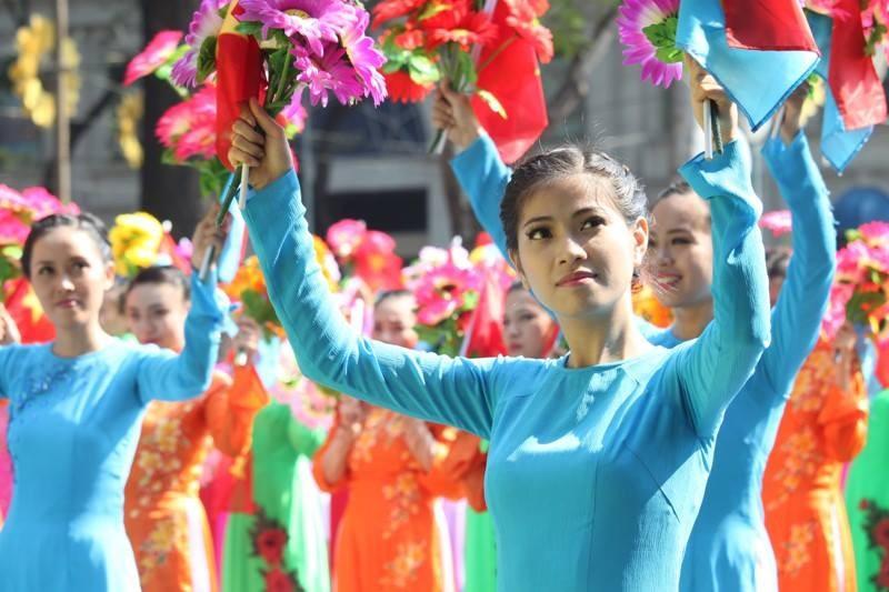 Lễ diễu binh, diễu hành kỷ niệm 30/4 - ảnh 25