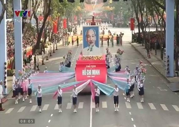 Lễ diễu binh, diễu hành kỷ niệm 30/4 - ảnh 3
