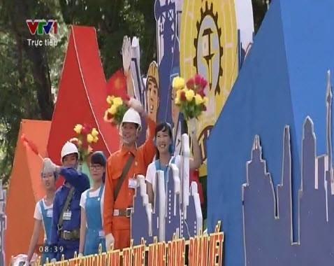 Lễ diễu binh, diễu hành kỷ niệm 30/4 - ảnh 24