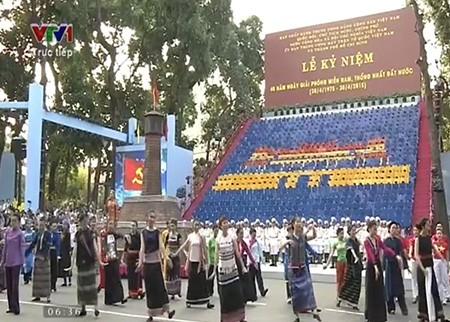 Lễ diễu binh, diễu hành kỷ niệm 30/4 - ảnh 35