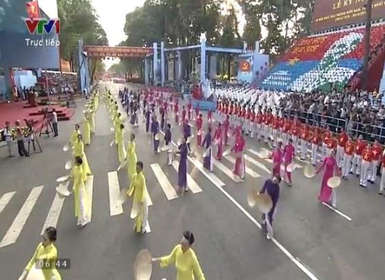 Lễ diễu binh, diễu hành kỷ niệm 30/4 - ảnh 36
