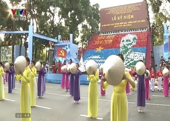 Lễ diễu binh, diễu hành kỷ niệm 30/4 - ảnh 37
