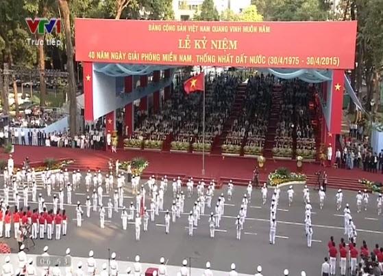 Lễ diễu binh, diễu hành kỷ niệm 30/4 - ảnh 38