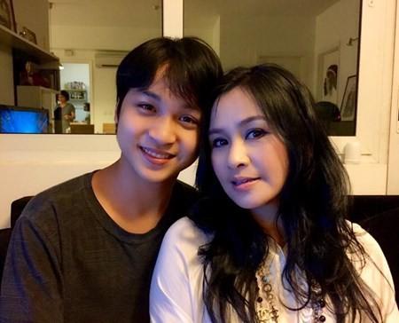 Thanh Lam khoe ảnh con trai đẹp như tài tử - ảnh 1