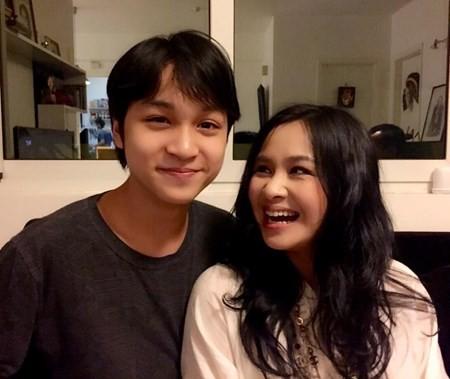 Thanh Lam khoe ảnh con trai đẹp như tài tử - ảnh 2