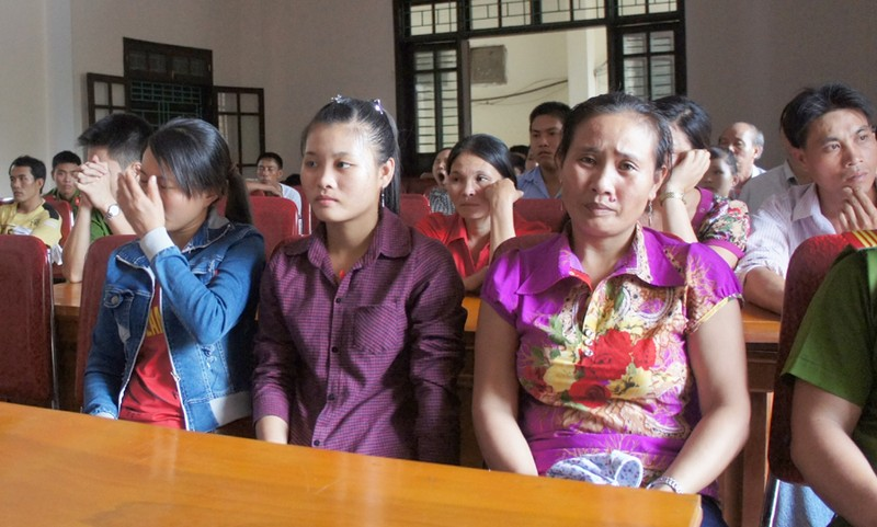 5 triệu đồng tiền công lừa đưa trẻ em sang Trung Quốc đổi lấy 12 năm tù - ảnh 2