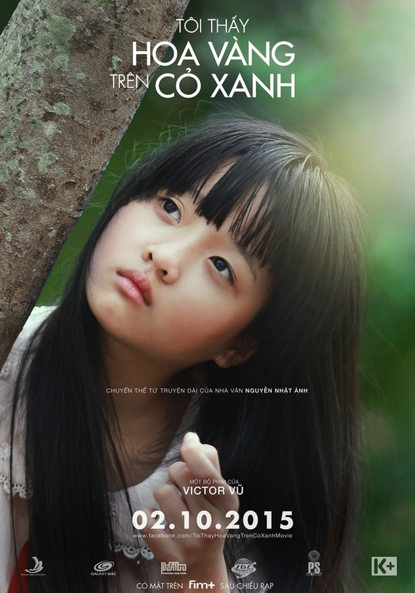 Cư dân mạng chế poster phim 'Tôi thấy hoa vàng trên cỏ xanh' - ảnh 1