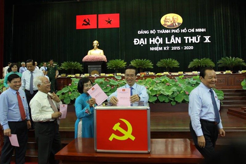 Bầu 69 thành viên vào Ban Chấp hành Đảng bộ TP.HCM khóa X - ảnh 2