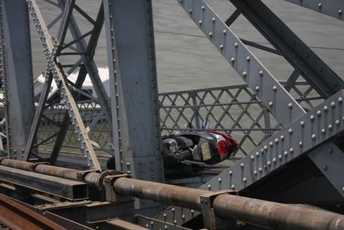 Mất ít nhất từ 3-5 tháng mới khắc phục xong vụ sập cầu Ghềnh  - ảnh 8