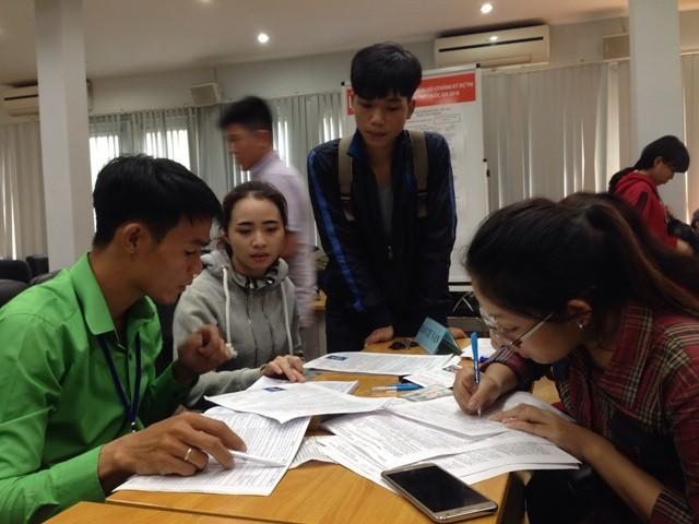 Hai điểm lưu ý sau khi đăng ký dự thi THPT quốc gia 2016 - ảnh 1