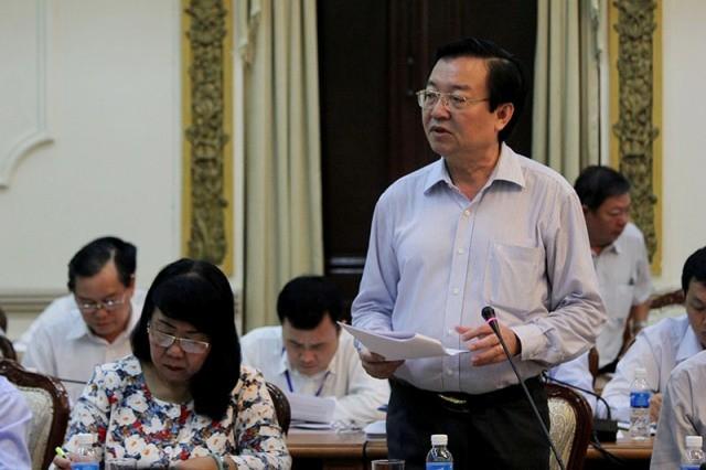 8 kiến nghị ngành giáo dục TP.HCM gửi Bộ Giáo dục - Đào tạo  - ảnh 1