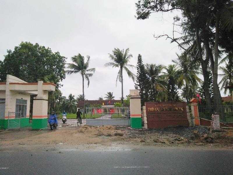 Trường ĐH Phan Châu Trinh vẫn chưa thể trả đất - ảnh 1