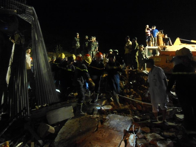 Nạn nhân cuối cùng vụ sạt lở ở Nha Trang được tìm thấy  - ảnh 1