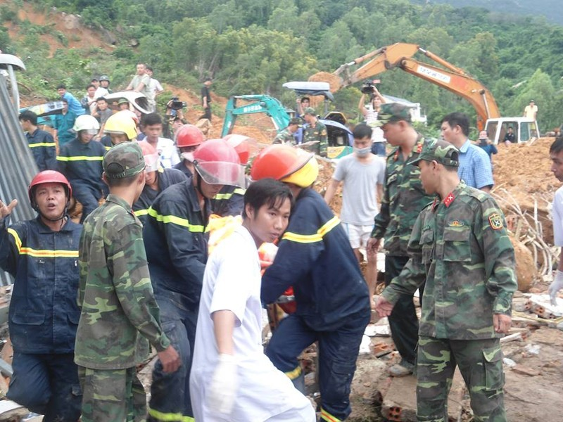 Nạn nhân cuối cùng vụ sạt lở ở Nha Trang được tìm thấy  - ảnh 2