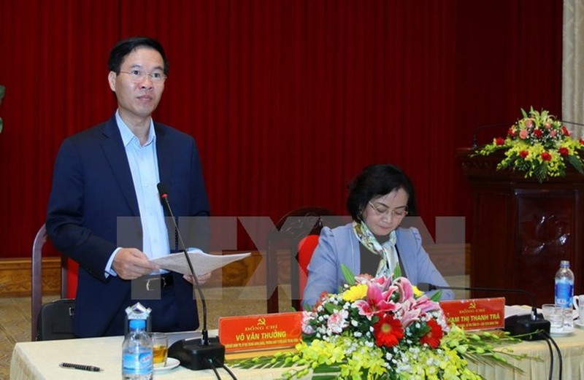 Đoàn kiểm tra của BCT công bố kết luận về tỉnh Yên Bái  - ảnh 1