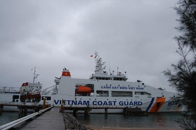 Tàu cảnh sát biển