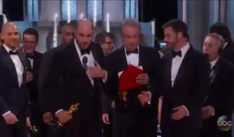 La La Land vẫn đại thắng dù bị trao nhầm giải  - ảnh 1