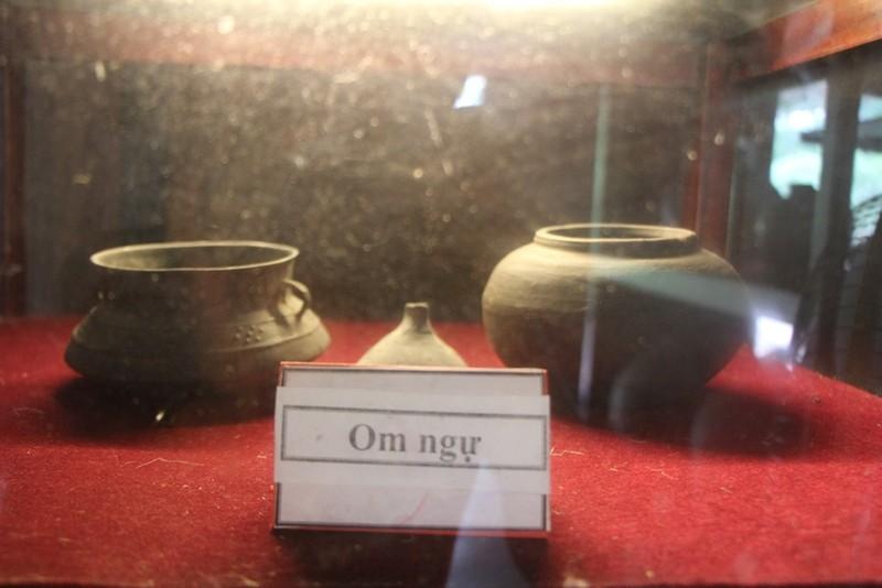 Bộ sưu tập gốm đồ sộ của lão nông làng Phước Tích  - ảnh 2