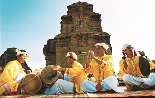 Katê, lễ hội văn hóa lớn của người Chăm  - ảnh 1