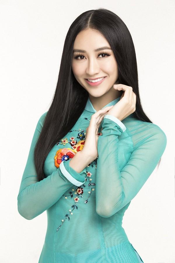 Hà Thu tạm dẫn đầu bình chọn Hoa hậu ảnh tại Miss Earth - ảnh 2