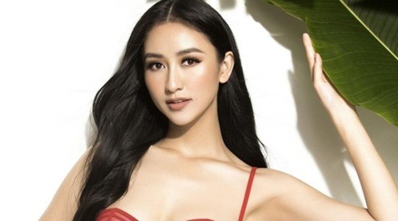 Hà Thu tạm dẫn đầu bình chọn Hoa hậu ảnh tại Miss Earth - ảnh 4