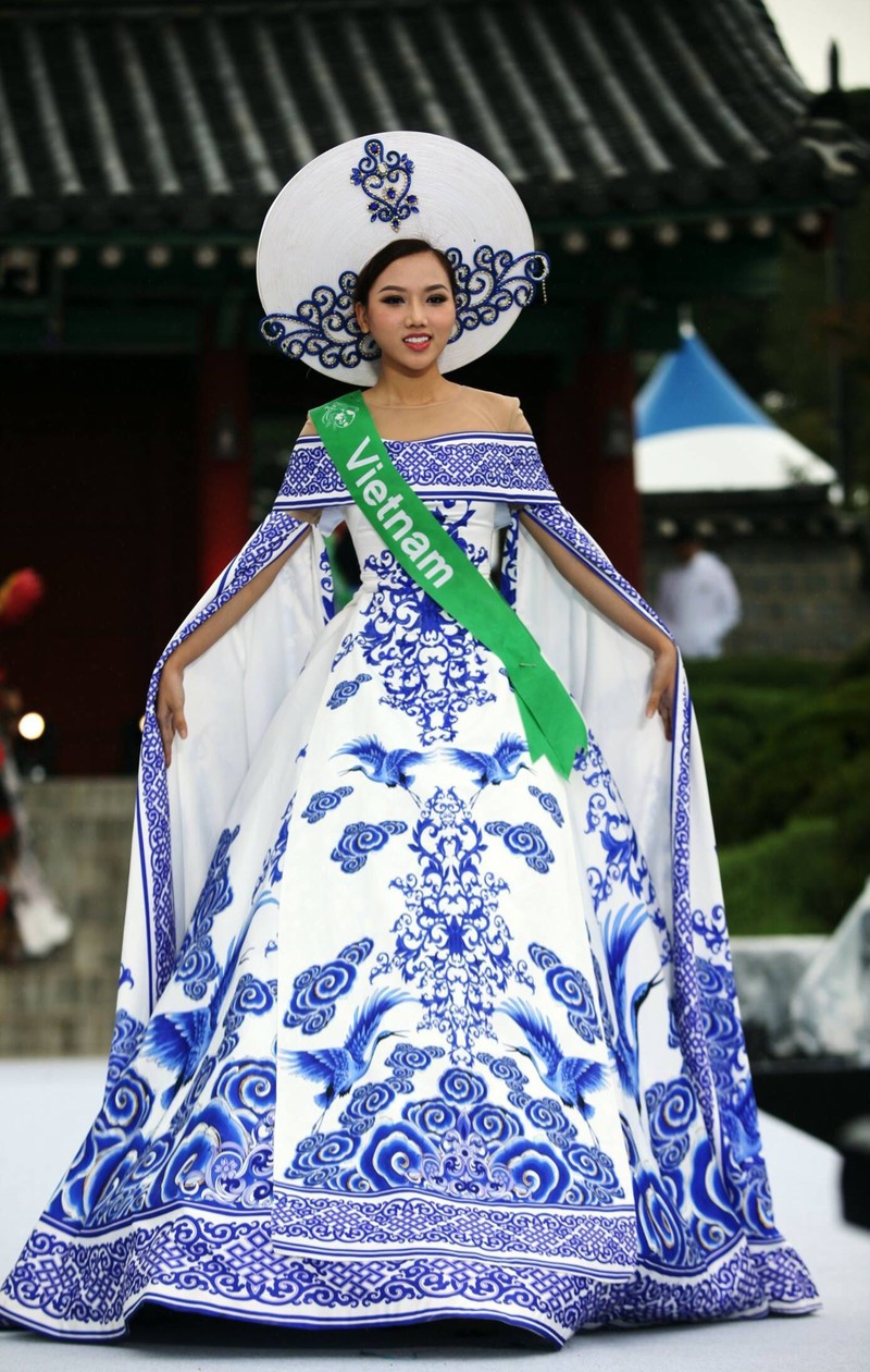 Hoàng Thu Thảo đăng quang Miss Global Beauty Queen 2017 - ảnh 6