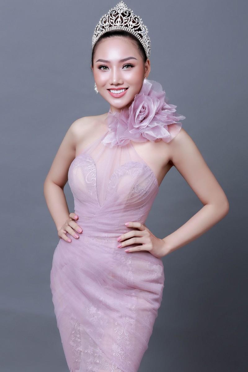 Hoàng Thu Thảo đăng quang Miss Global Beauty Queen 2017 - ảnh 4