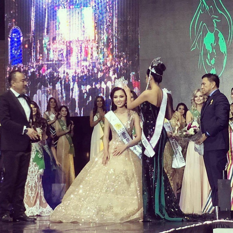 Hoàng Thu Thảo đăng quang Miss Global Beauty Queen 2017 - ảnh 2