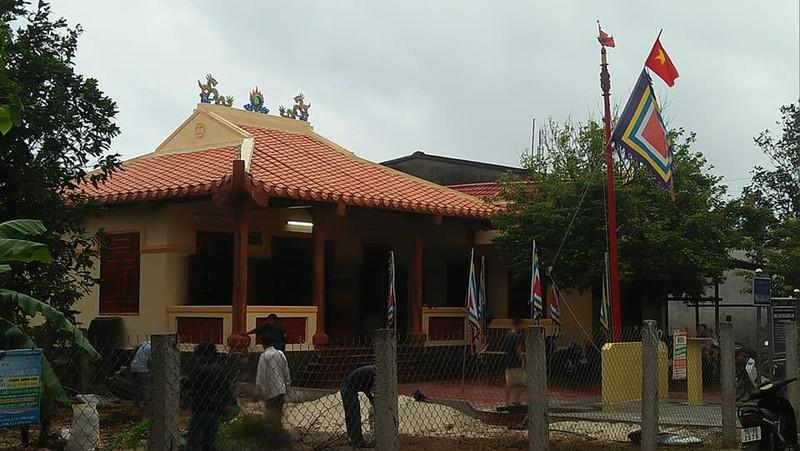 Thiêng liêng lễ dựng cây nêu ngày tết trên đảo Lý Sơn - ảnh 3