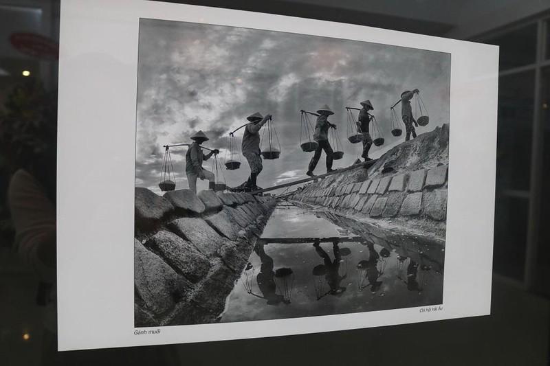Ngắm chân dung người lao động qua ống kính nữ nhiếp ảnh gia - ảnh 5