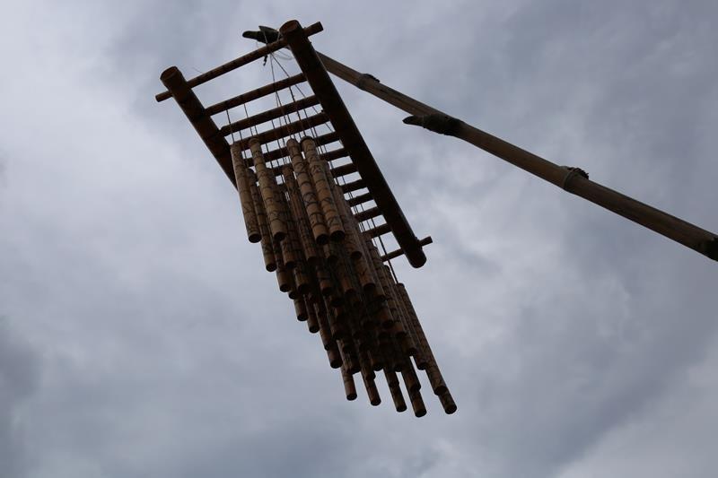 Tới Đắk Nông ngắm kèn thổi thần chết Aztec của người Maya  - ảnh 11