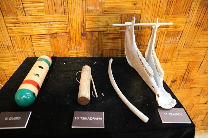 Tới Đắk Nông ngắm kèn thổi thần chết Aztec của người Maya  - ảnh 5