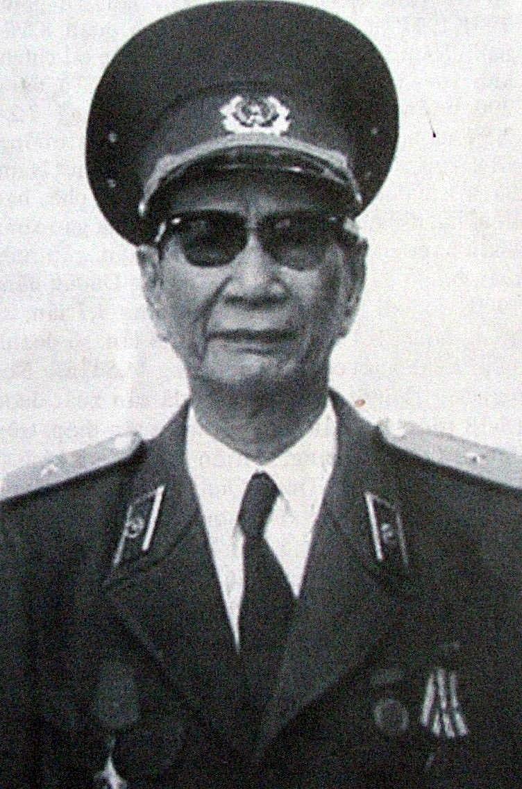 Thiếu tướng Chín Huỳnh