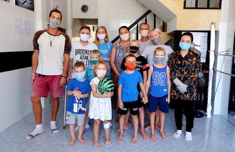 Tấm lòng Việt-Nga trong đại dịch COVID-19 - ảnh 1