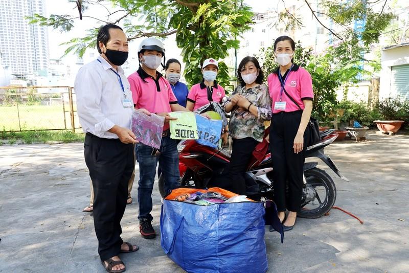 Hơn 8.000 suất gạo phát cho người khó khăn ở Khánh Hòa - ảnh 2