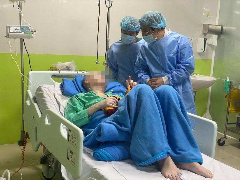 Bệnh nhân 91 không cần ghép phổi - ảnh 1